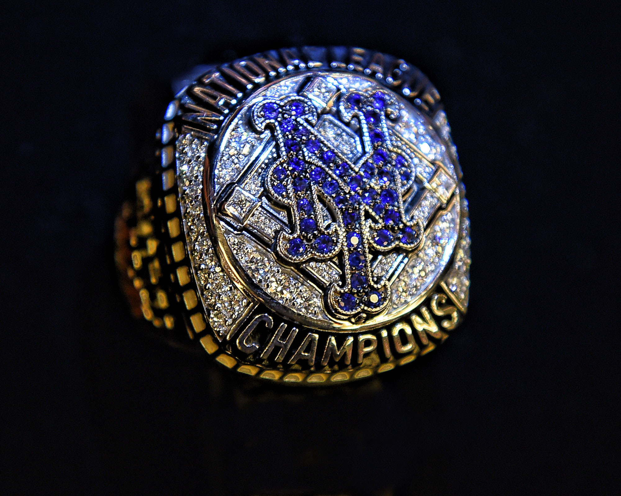 Mets national league championship ring april 20 2016 photo on mets national league championship ring sciox Images