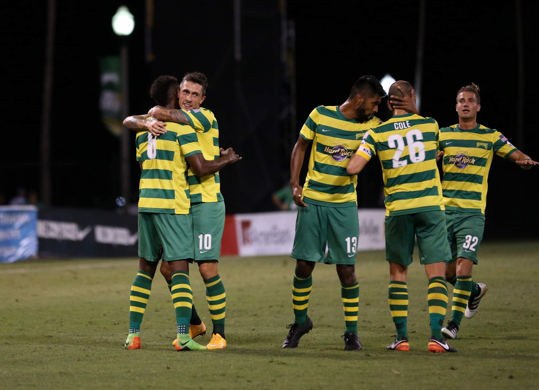 match recap tampa bay rowdies overpower louisville city fc in 2 0 win oursports central oursports central