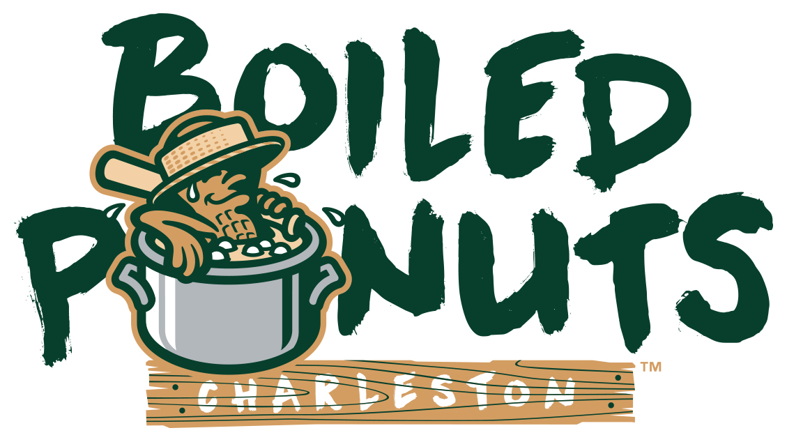 charleston boiled peanuts logo july 16 2018 photo on oursports