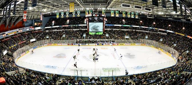 Budweiser Gardens Home Of The London Knights March 9 2019 Photo On Oursports Central