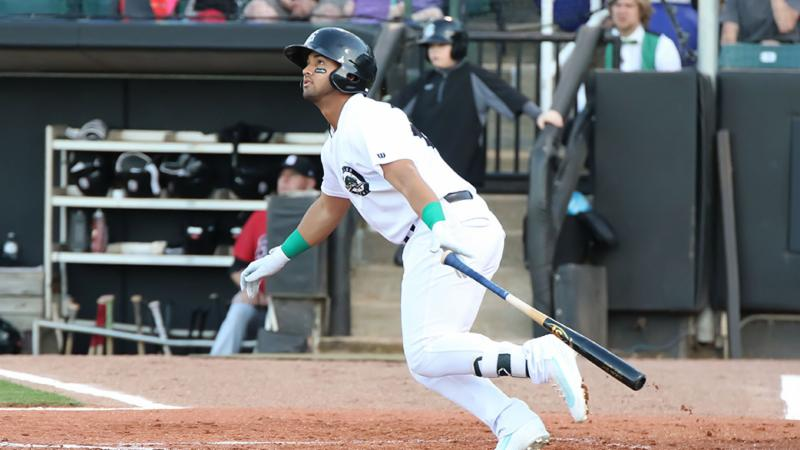 Jackson Generals outfielder Jamie Westbrook - June 22, 2019 Photo on OurSports Central