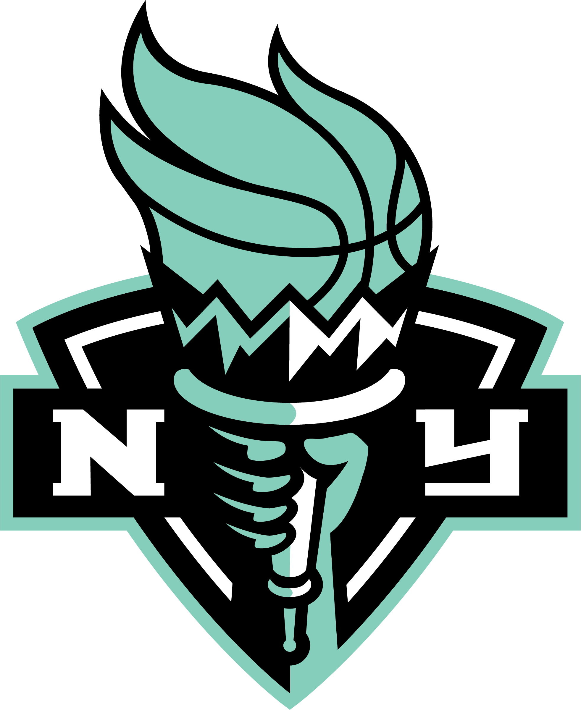 New York Liberty Unveil New Logo - OurSports Central
