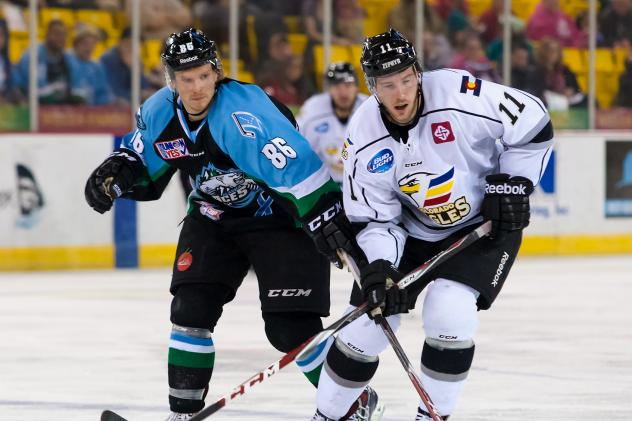 Colorado Eagles vs. Alaska Aces