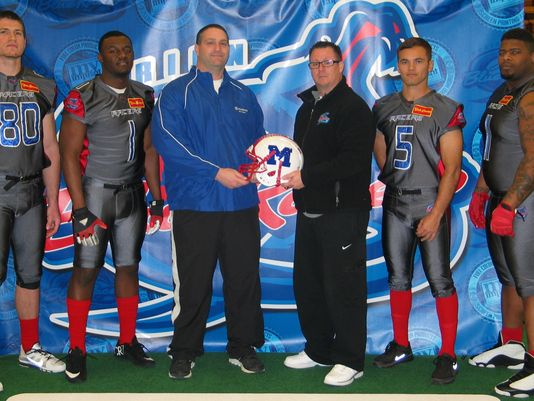 OhioHealth Teams with Marion Blue Racers