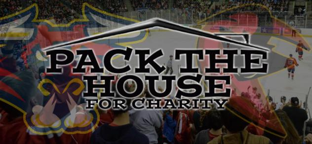 IceRays Pack the House for Charity
