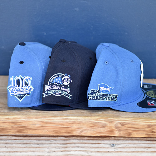 Official Tourists Game Cap Patches