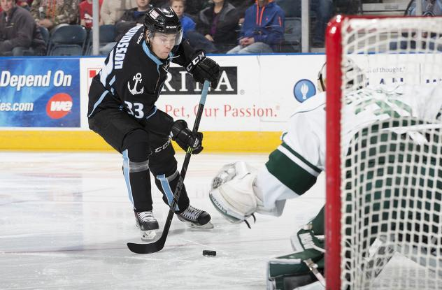 Milwaukee Admirals Forward Viktor Arvidsson