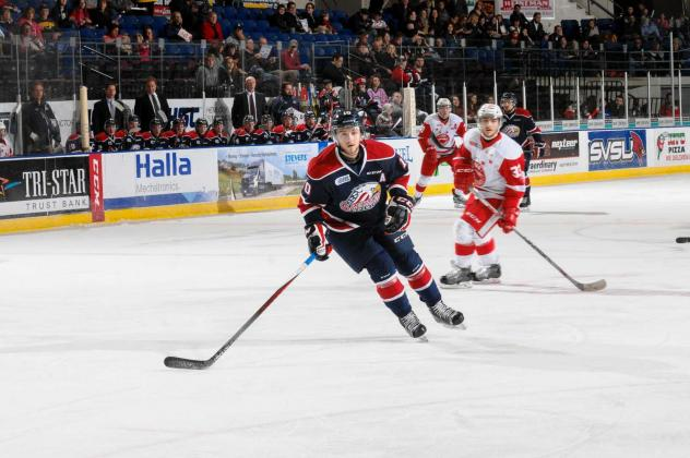 Saginaw Spirit vs. Sault Ste. Marie Game 3
