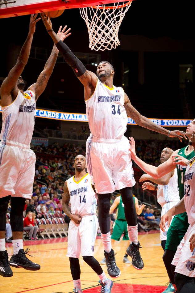 Willie Reed of the Iowa Energy