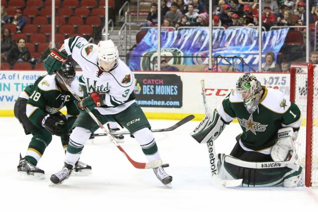 Iowa Wild vs. Texas Stars