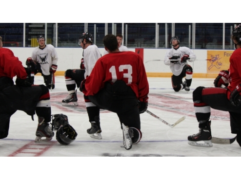 Aberdeen Wings Pre-Draft Camp