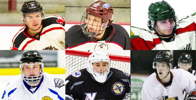 NAHL All-Rookie Team
