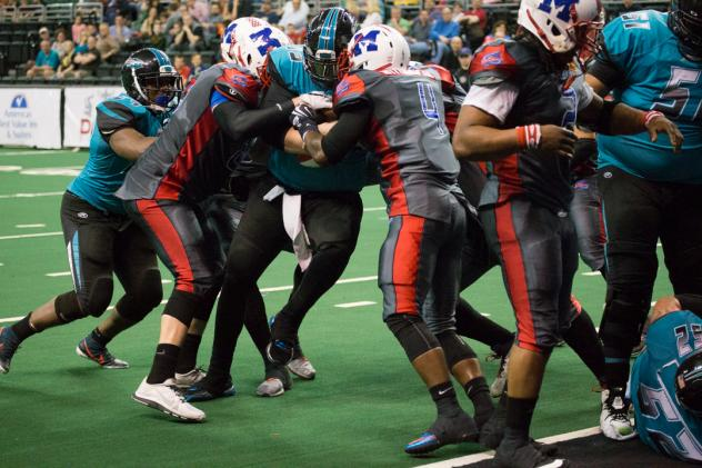 St. Louis Attack vs. Marion Blue Racers