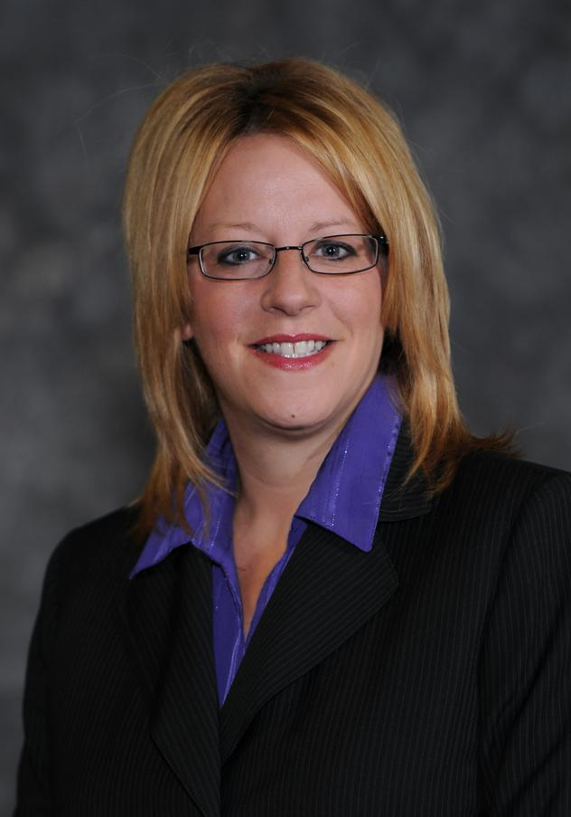 Reading Royals Vice-President of Finance Heather Hefty