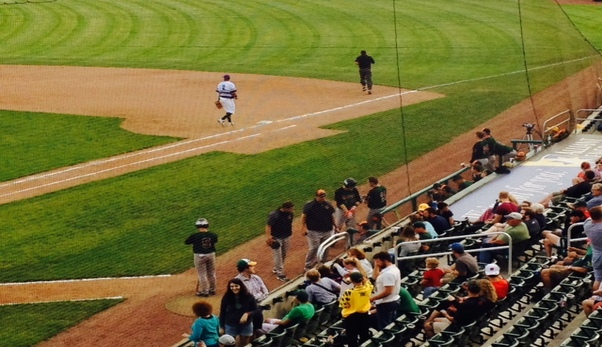 The Duck Pond, During a Green Bay Bullfrogs-Madison Mallards Game