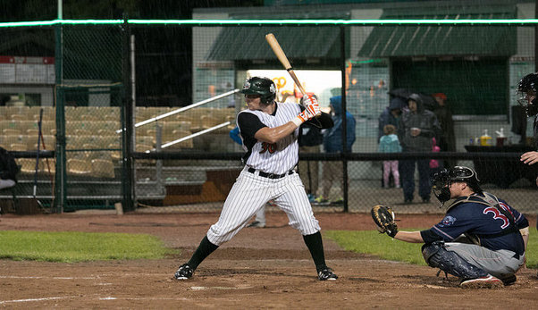 Green Bay Bullfrogs at the Plate