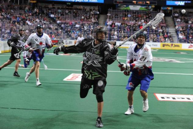 Edmonton Rush vs. Toronto Rock