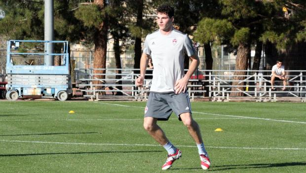Colorado Rapids Signee Joe Greenspan