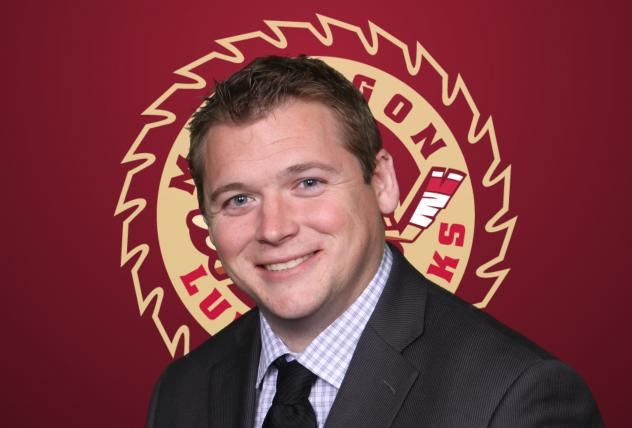 Lumberjacks Assistant Head Coach Rich McKenna