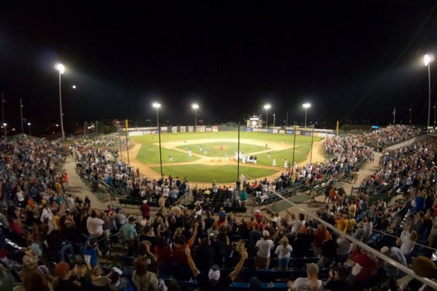 Sioux Falls Stadium, Home of the Sioux Falls Canaries