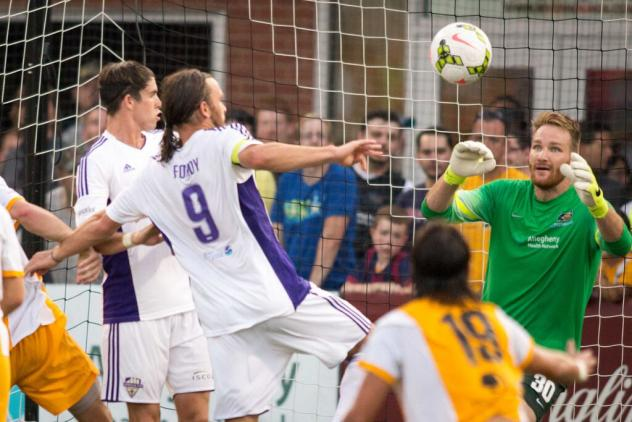 Pittsburgh Riverhounds vs. Louisville City FC
