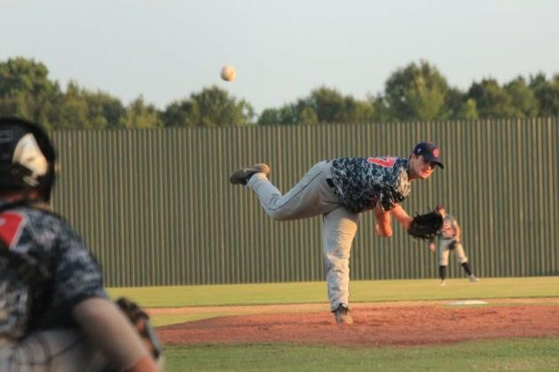 Acadiana Cane Cutters on the Mound