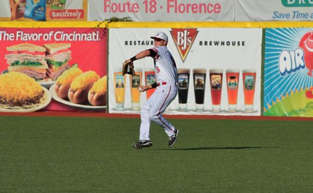 Collins Cuthrell of the Florence Freedom
