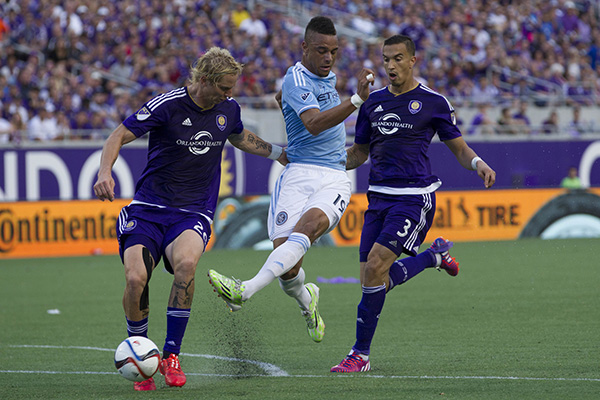 New York City FC in Action