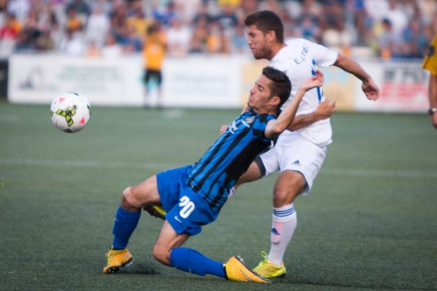 Pittsburgh Riverhounds vs. Charlotte Independence