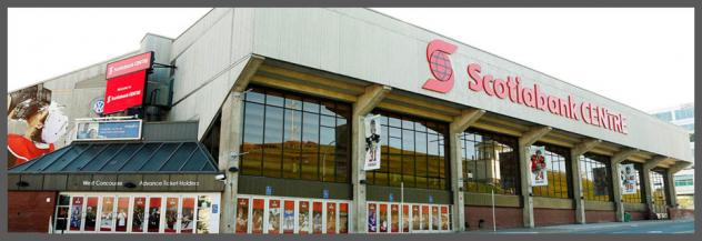 Scotiabank Centre, Home of the Halifax Rainmen