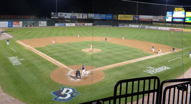 Regency Furniture Stadium, Home of the Southern Maryland Blue Crabs