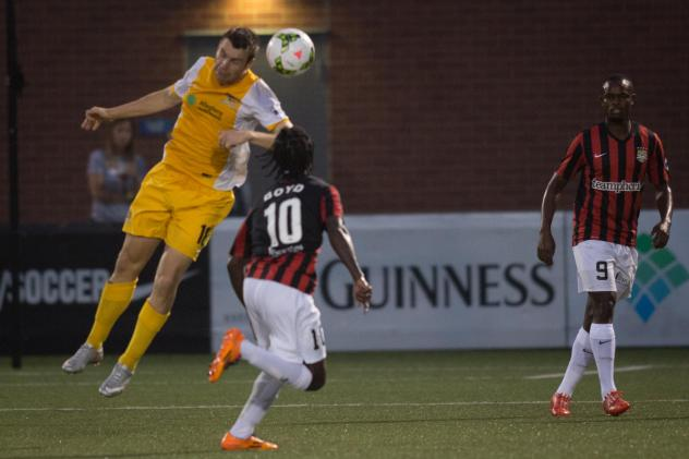 Pittsburgh Riverhounds vs. Charleston Battery