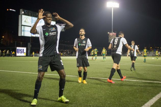 Pittsburgh Riverhounds vs. Rochester Rhinos