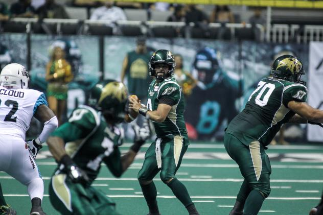 San Jose SaberCats vs. Arizona Rattlers