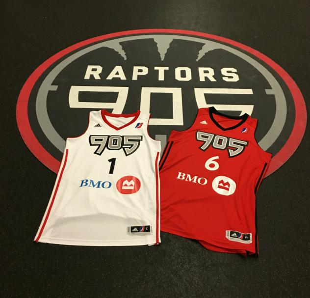 Raptors 905 Uniforms