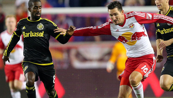 Columbus Crew SC vs. New York Red Bulls