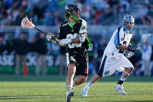 Paul Rabil of the New York Lizards in Action