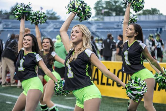 New York Lizards Dance Team