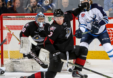 Lake Erie Monsters vs. the Manitoba Moose