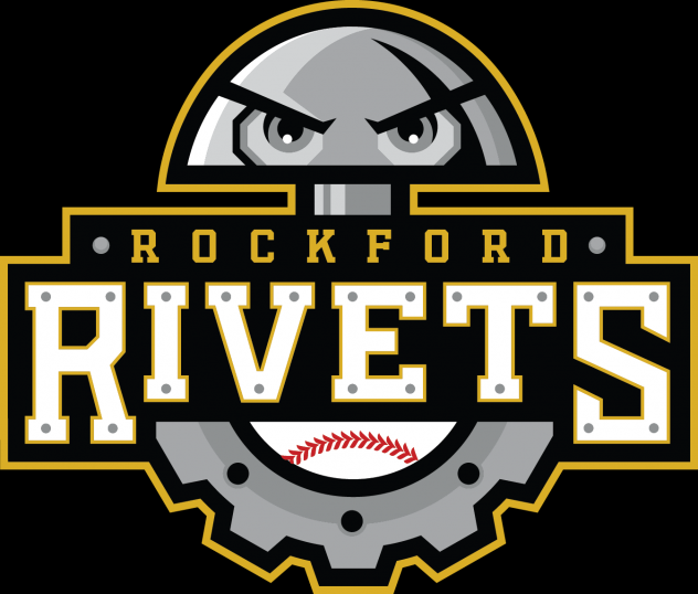 Rockford Riveters Main Logo
