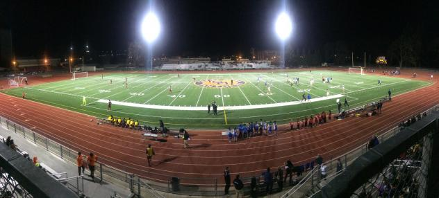 The View at Nevers Field in Santa Rosa, CA