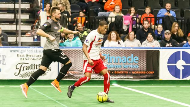 Syracuse Silver Knights Chase the Harrisburg Heat