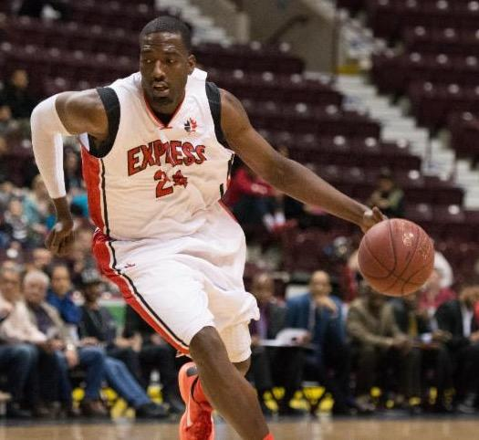 Windsor Express Forward Chris Commons