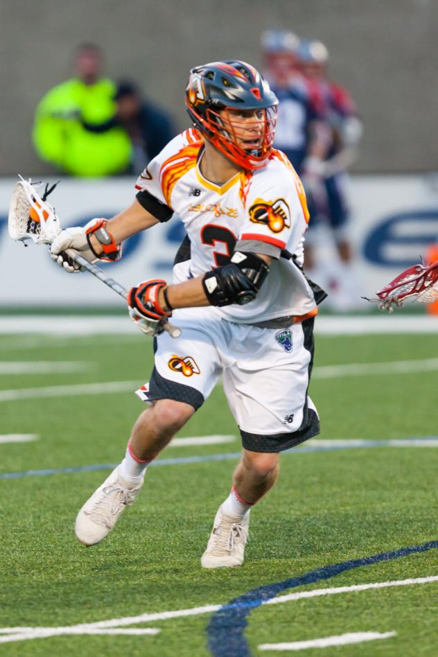 Ryan Tucker of the Atlanta Blaze