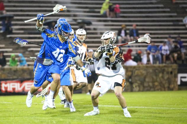 Charlotte Hounds vs. the Rochester Rattlers