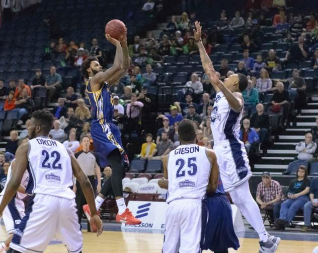 Saint John Mill Rats Shoot vs. the Halifax Hurricanes