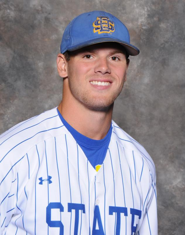 Rochester Honkers Signee, Pitcher Ethan Kenkel of South Dakota State