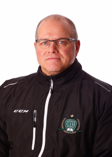 Charlottetown Islanders Assistant General Manager and Associate Coach Guy Girouard