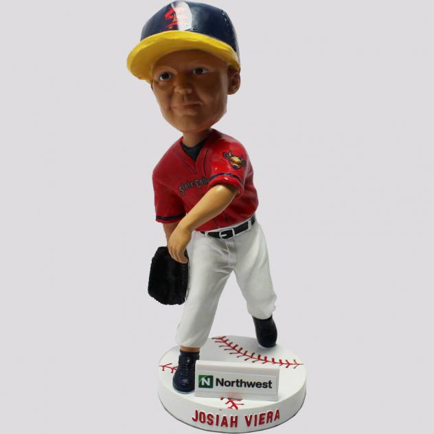 State College Spikes Josiah Viera Bobblehead