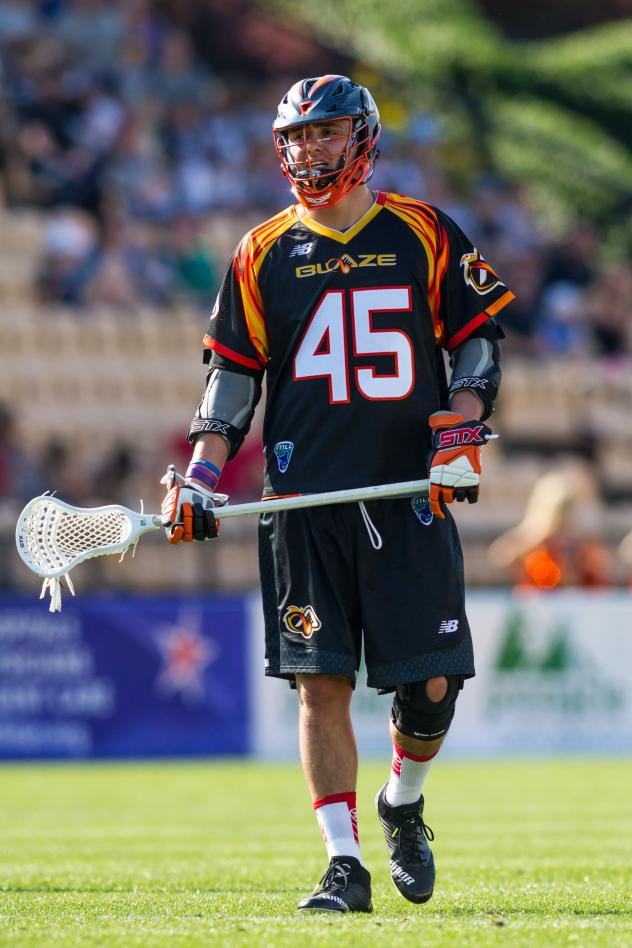 Randy Staats of the Atlanta Blaze